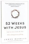 52 Weeks With Jesus Paperback