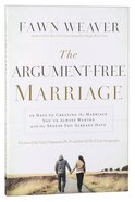 The Argument-Free Marriage Paperback