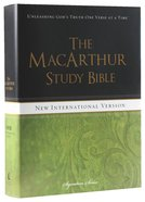 NIV Macarthur Study Bible Signature Series