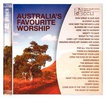 Australias Favourite Worship - Ccli