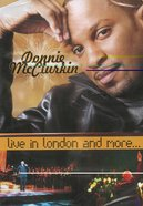 Live in London and More DVD