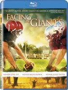 Facing the Giants (Blu-ray) Blu-ray Disc