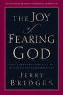 The Joy of Fearing God Paperback