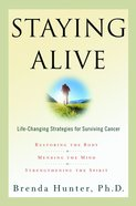 Staying Alive Paperback