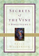 Secrets of the Vine (Leader's Guide) (#02 in Breakthrough Series) Paperback