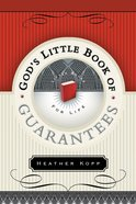God's Little Book of Guarantees Paperback
