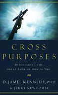 Cross Purposes Hardback
