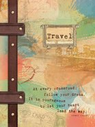 Journal: Travel Journal Hardback