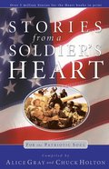 Stories From a Soldiers Heart Paperback