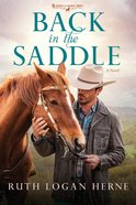Back in the Saddle (#01 in Double S Ranch Series) Paperback