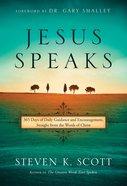 Jesus Speaks Hardback