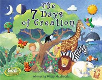 The 7 Days of Creation (Godcounts Series)