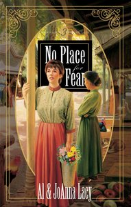 No Place For Fear (#03 in Hannah Of Fort Bridger Series)