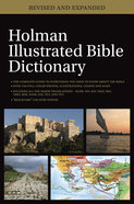 Holman Illustrated Bible Dictionary Hardback
