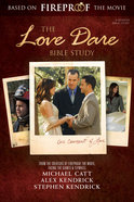 Love Dare Bible Study, the (Updated Book) (Bible Study Book)