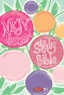 NKJV Illustrated Study Bible For Kids Hardcover (Girls Edition)