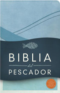 Biblia Del Pescador-Rvr 1960 Cobalt Blue Leathertouch Premium Imitation Leather