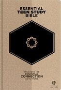 The HCSB Essential Teen Study Bible Hardback