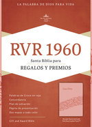Rvr 1960 Biblia Para Regalos Y Premios, Rosado (Pink) Imitation Leather