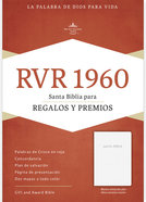 Rvr 1960 Biblia Para Regalos Y Premios Blanco (Red Letter Edition) (White) Imitation Leather