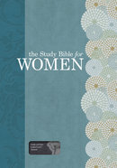 HCSB Study Bible For Women Indexed Smoke/Slate