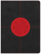 HCSB Apologetics Study Bible For Students Indexed Black/Red Leathertouch Imitation Leather