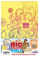 HCSB the Big Picture Interactive Bible For Kids Doodles Leathertouch