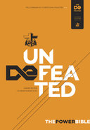 CSB Power Bible: Undefeated Paperback