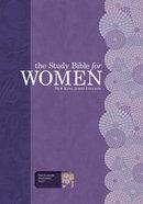NKJV Study Bible For Women Plum/Lilac