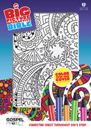 HCSB Big Picture Interactive Bible, Color-Your-Own, Crown Imitation Leather