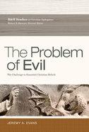 The Problem of Evil Paperback