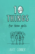 10 Things For Teen Girls Paperback