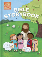 Little Words Matter Bible Storybook (Padded Board Book) (Little Words Matter Series) Padded Board Book