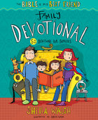 The Bible is My Best Friend Family Devotional Hardback