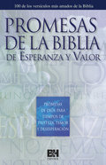 God's Promises of Hope and Courage (10 Pack) (Spanish)