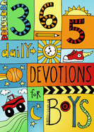 365 Daily Devotions For Boys (365 Daily Devotions Series) Paperback