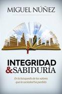 Integridad Y Sabidura Paperback