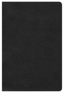 NKJV Large Print Personal Size Reference Bible Black