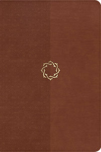 NKJV Essential Teen Study Bible Walnut Leathertouch