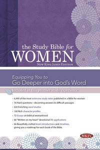 NKJV Study Bible For Women