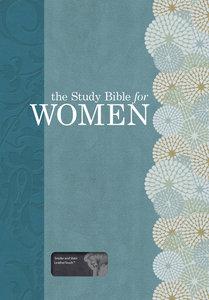 HCSB Study Bible For Women Smoke/Slate