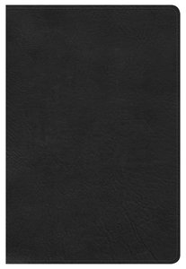 NKJV Large Print Personal Size Reference Indexed Bible Black