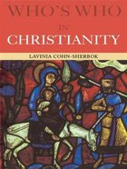 Who's Who in Christianty? Paperback