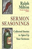 Sermon Seasonings