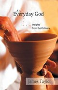 An Everyday God Paperback