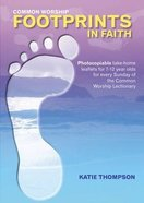 Common Worship: Footprints in Faith (7-12 Yrs) Paperback