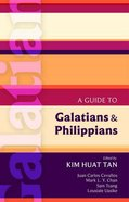 A Guide to Galatians and Philippians (International Study Guide Series) Paperback