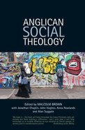 Anglican Social Theology Paperback
