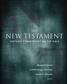 New Testament (Fortress Commentary On The Bible Series) Hardback