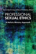 Proffesional Sexual Ethics